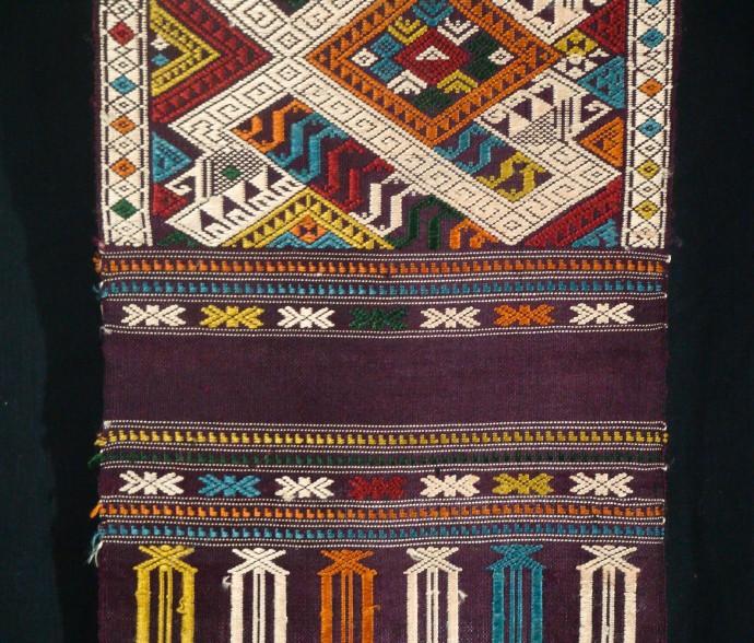 2-Headed Crested Naga Shoulder Cloth