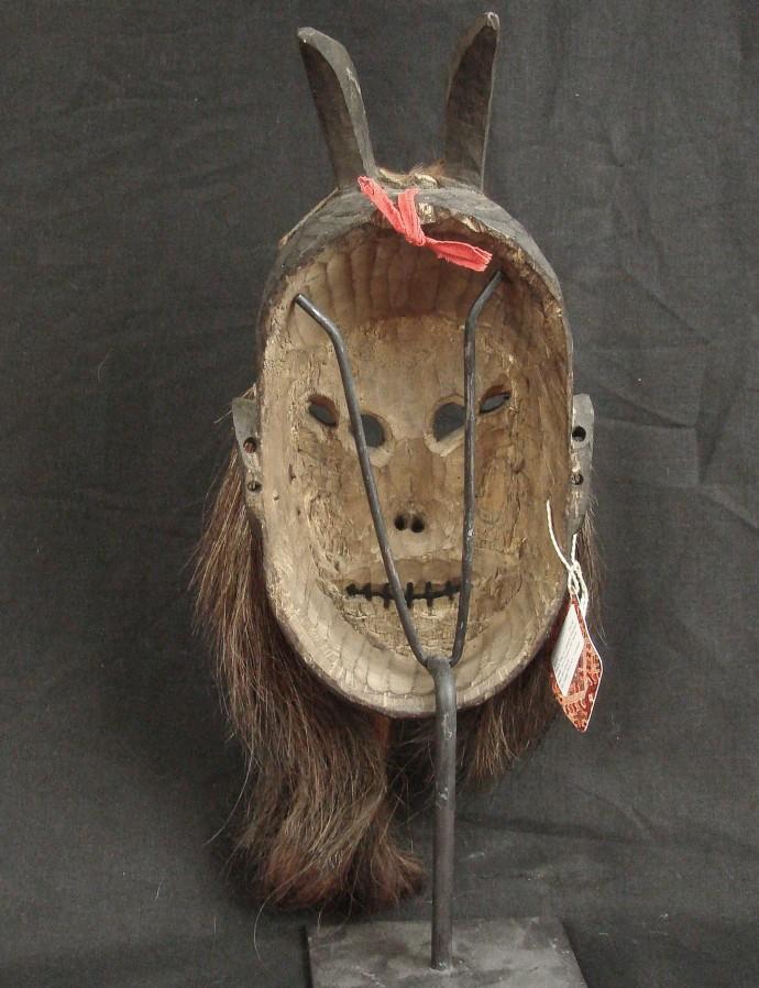 Kin Mun Lantien Priest's Mask
