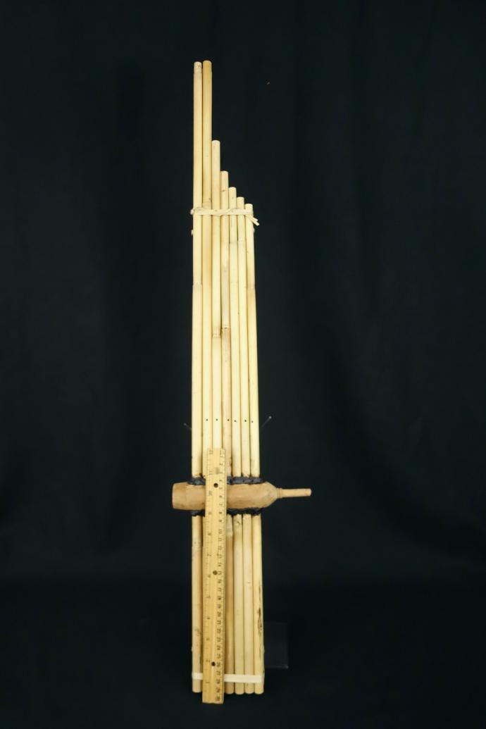 Bamboo Kaen (Hmong Mouth Organ)