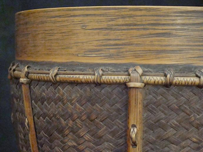 Khamu Gathering Basket