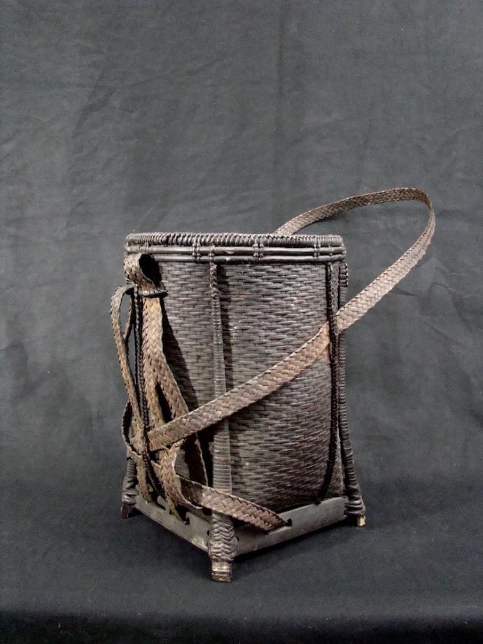 Katu small backpack basket