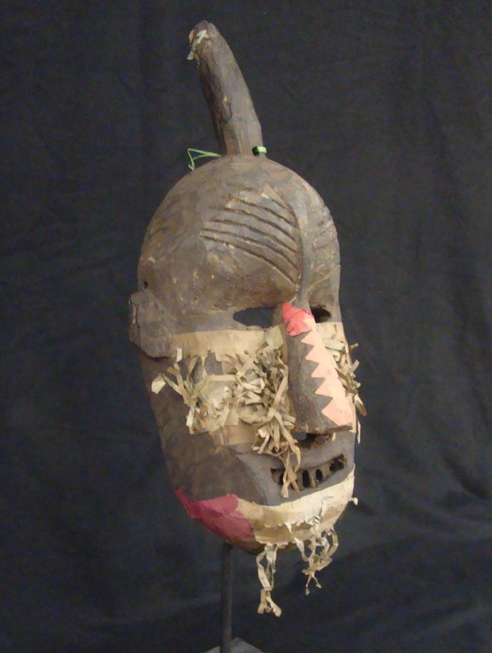 Dzao Shaman's Mask