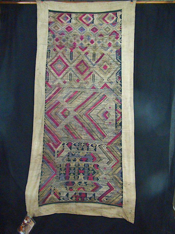 Vintage Tai Daeng shaman's cloth