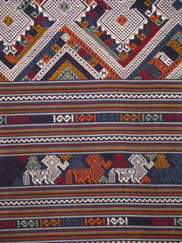 Chain of Phii-Nyak with Saang Shaman's Shawl
