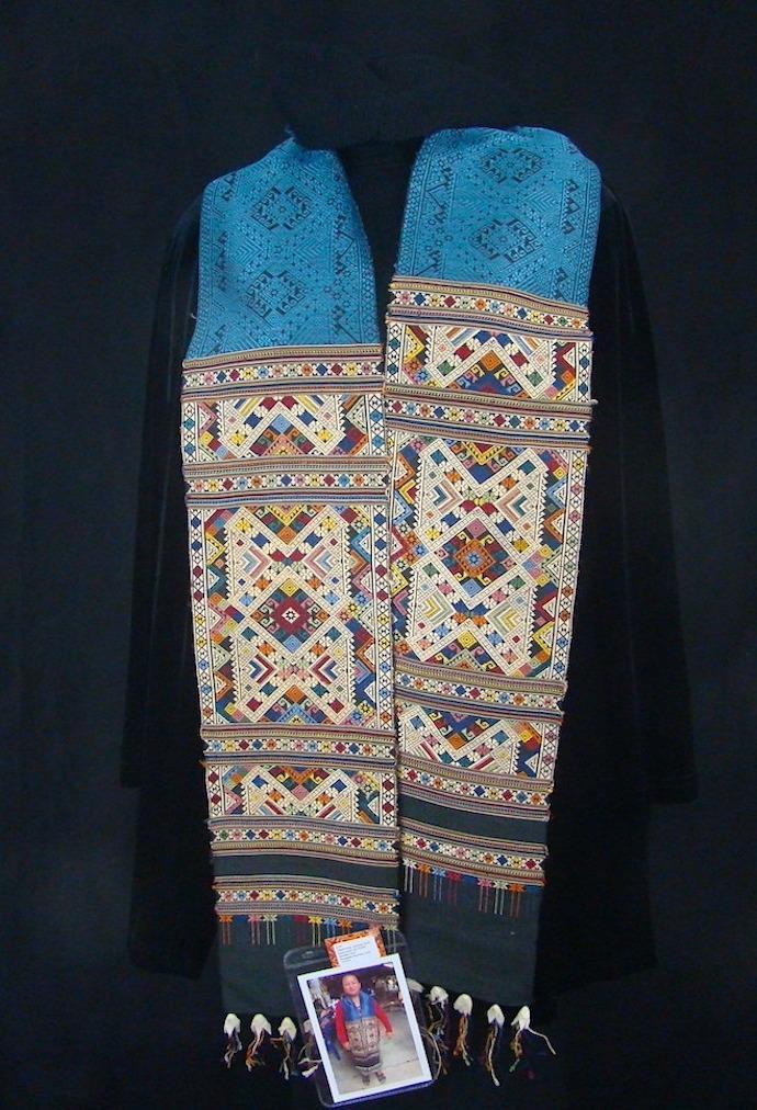 Woman-Man-Woman Healing Cloth