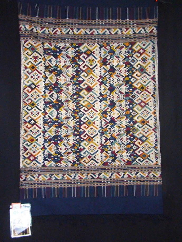 Naga and Siho Altar Cloth