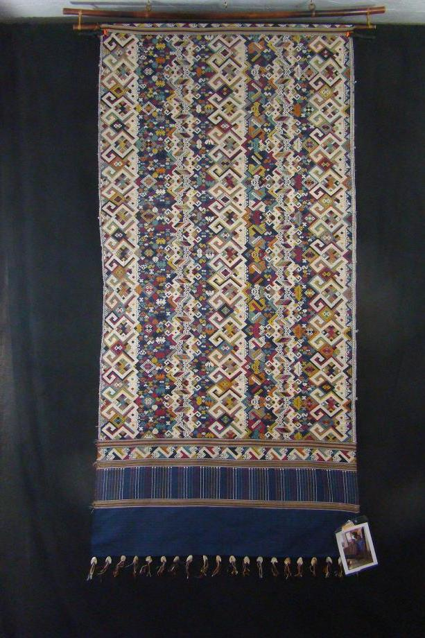 Saang Hong and Naga Shaman's Shawl