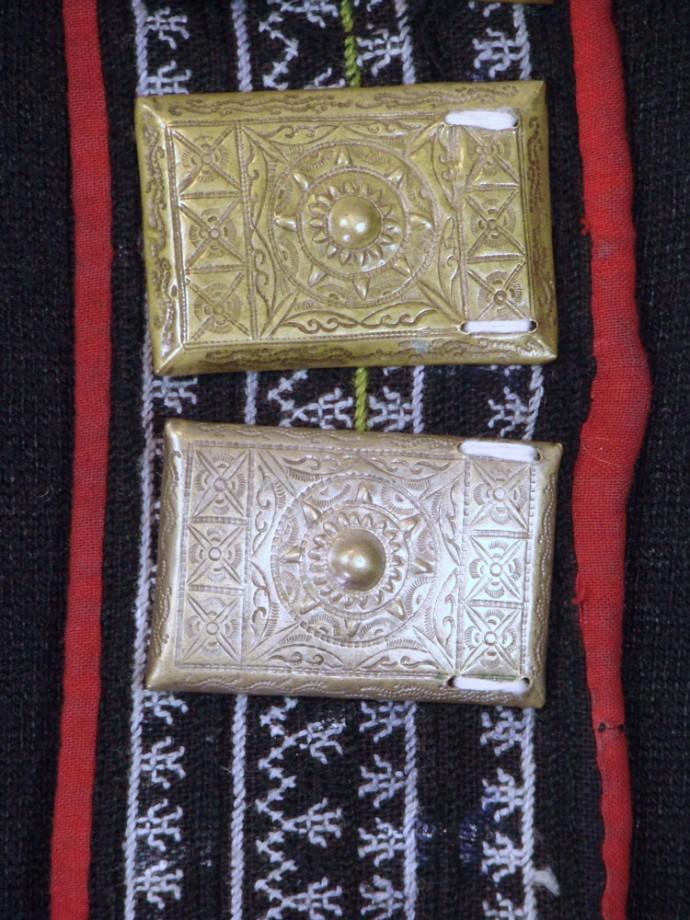 Red Yao Bib